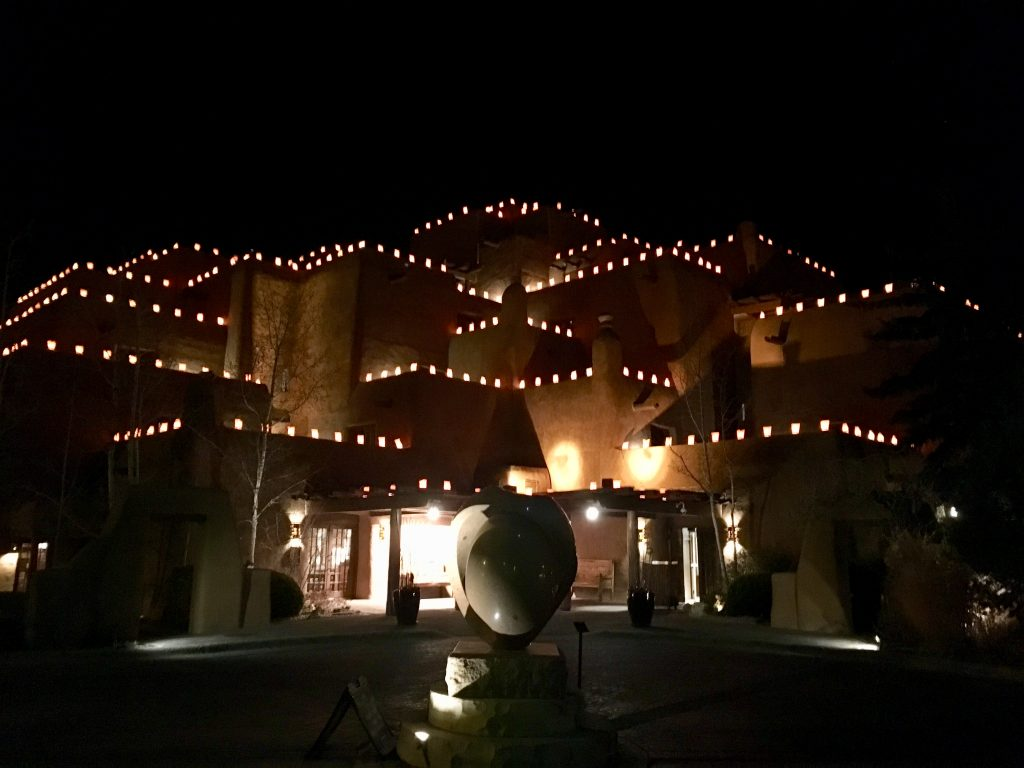 Holidays in Santa Fe