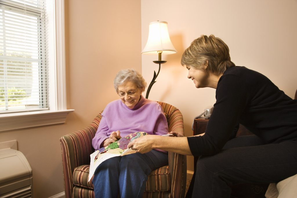 Nurses With Heart - Elderly Activities