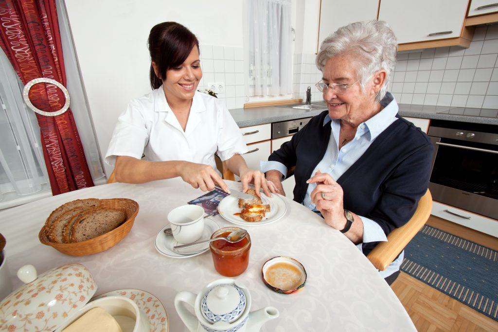 Family Caregiver Roles